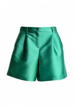 Шорты ICEBERG                                                                                                              зелёный цвет
