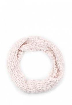 Шарф ICEBERG                                                                                                              розовый цвет