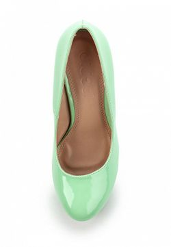 Туфли Ideal                                                                                                              зелёный цвет
