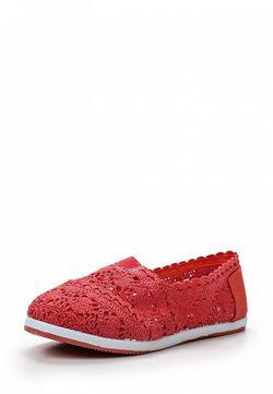 Слипоны Ideal                                                                                                              красный цвет