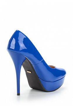 Туфли Ideal                                                                                                              синий цвет