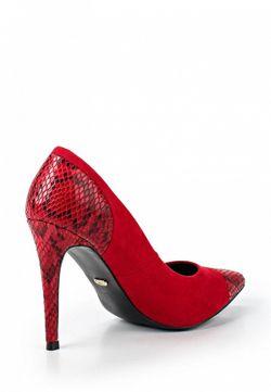 Туфли Ideal                                                                                                              красный цвет