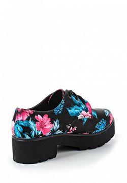 Ботинки Ideal                                                                                                              чёрный цвет