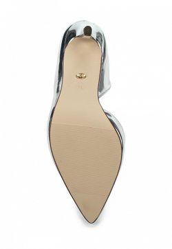 Туфли Ideal                                                                                                              Серебряный цвет