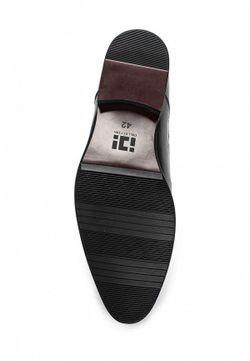 Туфли iD! Collection                                                                                                              чёрный цвет