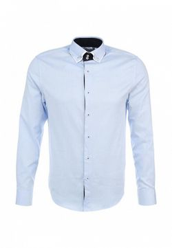 Рубашка Incity                                                                                                              голубой цвет