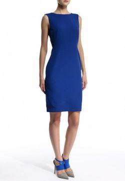 Платье Incity                                                                                                              синий цвет