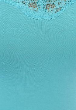 Топ Бельевой Incity                                                                                                              голубой цвет