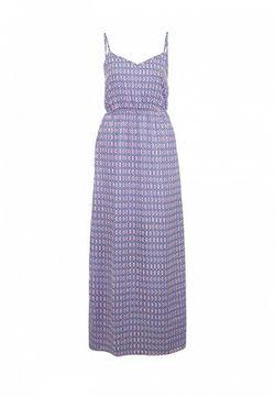 Платье Пляжное Incity                                                                                                              синий цвет