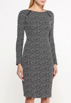 Платье Incity                                                                                                              черный цвет