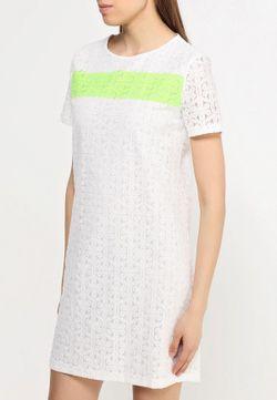Платье Incity                                                                                                              белый цвет