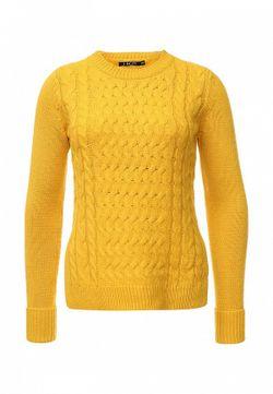 Джемпер Incity                                                                                                              желтый цвет