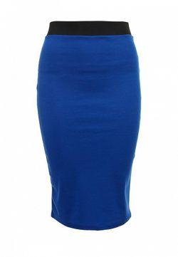Юбка Influence                                                                                                              синий цвет