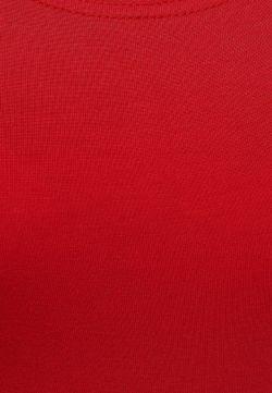 Футболка Influence                                                                                                              красный цвет