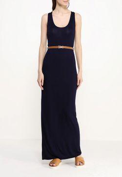 Платье Influence                                                                                                              синий цвет
