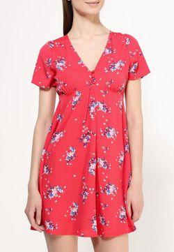 Платье Influence                                                                                                              красный цвет