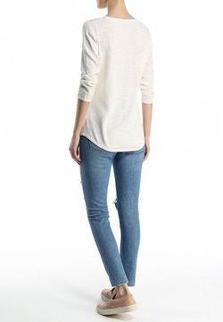 Блуза Inlinea                                                                                                              белый цвет