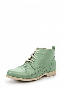 Ботинки Instreet                                                                                                              зелёный цвет