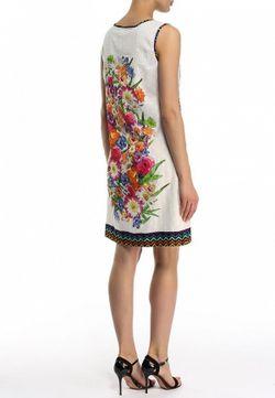 Платье Indiano Natural                                                                                                              Молочный цвет