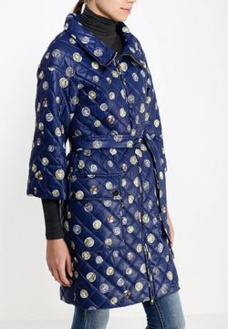 Куртка Утепленная Indiano Natural                                                                                                              синий цвет