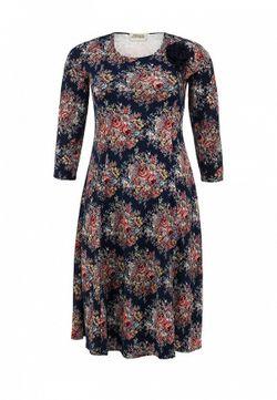 Платье Indiano Natural                                                                                                              многоцветный цвет