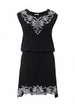 Платье Indiano Natural                                                                                                              черный цвет