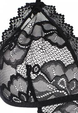 Комбинация Infinity Lingerie                                                                                                              чёрный цвет