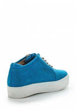 Кеды Inario                                                                                                              синий цвет