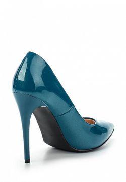 Туфли Inario                                                                                                              Бирюзовый цвет