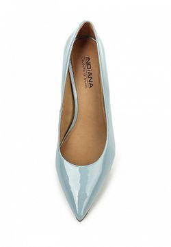 Туфли Indiana                                                                                                              голубой цвет