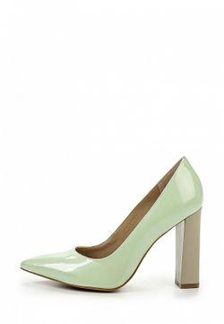 Туфли Indiana                                                                                                              зелёный цвет
