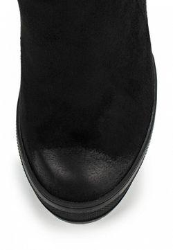 Ботфорты Item Black Itemblack                                                                                                              черный цвет