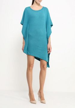 Платье Izabel                                                                                                              Бирюзовый цвет