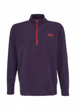 Олимпийка Jack Wolfskin                                                                                                              фиолетовый цвет