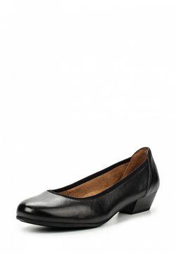 Туфли Jana                                                                                                              черный цвет