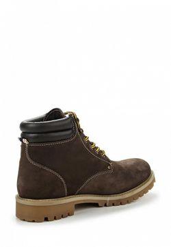 Ботинки Jack Amp Jones Jack & Jones                                                                                                              коричневый цвет