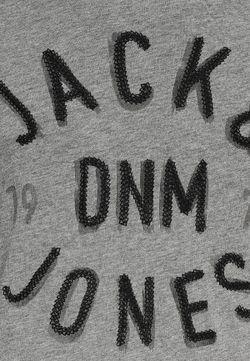 Футболка Jack & Jones                                                                                                              серый цвет