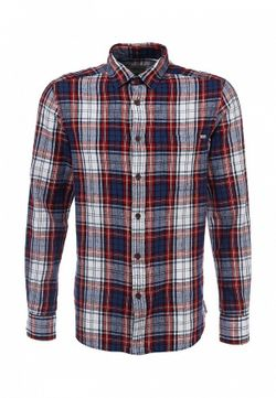Рубашка Jack & Jones                                                                                                              синий цвет