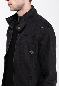 Куртка Jack & Jones                                                                                                              чёрный цвет