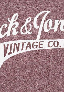 Футболка Jack & Jones                                                                                                              красный цвет