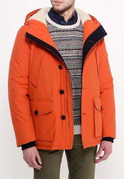 Куртка Утепленная Jack Amp Jones Jack & Jones                                                                                                              оранжевый цвет