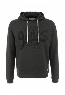 Худи Jack Amp Jones Jack & Jones                                                                                                              серый цвет