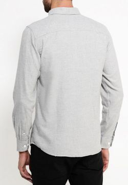 Рубашка Jack Amp Jones Jack & Jones                                                                                                              серый цвет