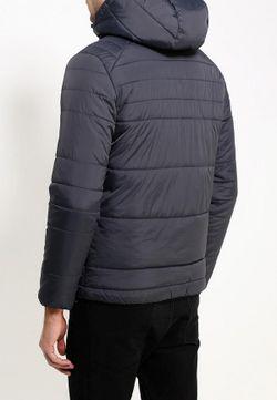 Куртка Утепленная Jack Amp Jones Jack & Jones                                                                                                              серый цвет