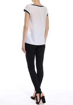 Блуза Jacqueline de Yong                                                                                                              белый цвет