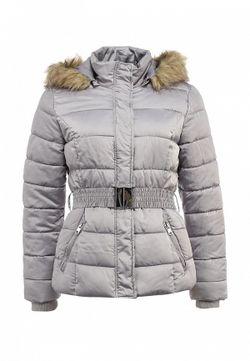 Куртка Утепленная Jennyfer                                                                                                              серый цвет