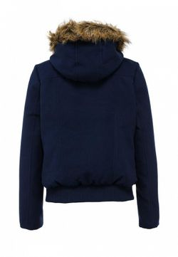 Куртка Утепленная Jennyfer                                                                                                              синий цвет