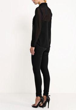 Блуза Jennyfer                                                                                                              черный цвет