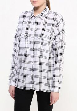 Рубашка Jennyfer                                                                                                              белый цвет