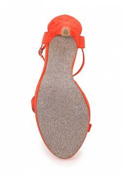 Босоножки Jessica Wright                                                                                                              оранжевый цвет